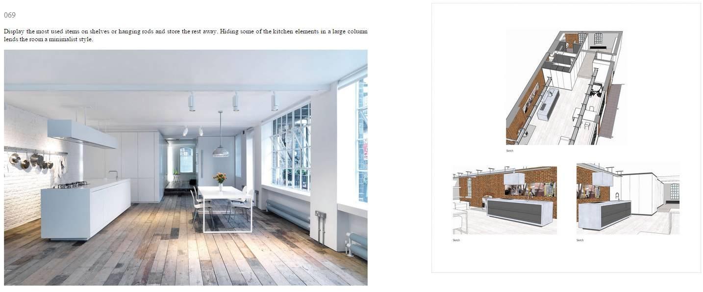 150ایده برای طراحی آشپزخانه