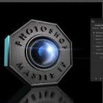آموزش طراحی لوگو سه بعدی در فتوشاپ