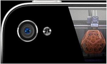 ساخت مدل سه بعدی با گوشی های هوشمند