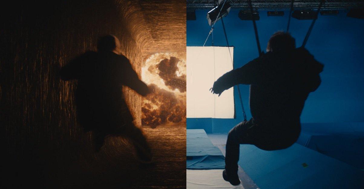 بریک دان فیلم علمی تخیلی Arrival
