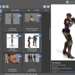 Autodesk 3ds Max Asset Library