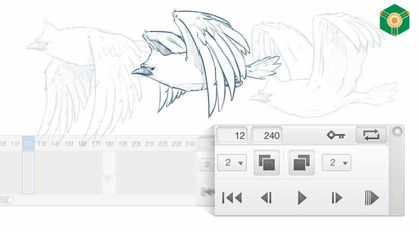 Autodesk SketchBook Pro_flipbook