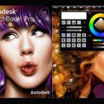 معرفی و دانلود نرم افزار Autodesk SketchBook Pro