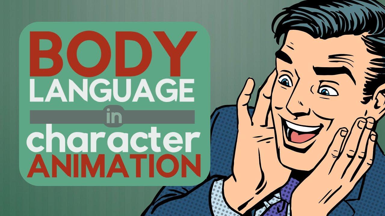 آموزش زبان بدن در انیمیشن