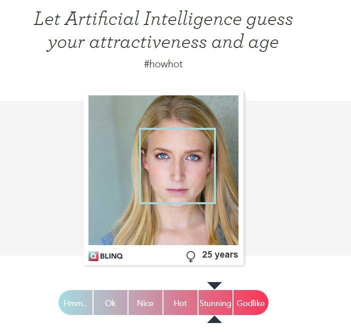 نرم افزار تشخیص زیبایی