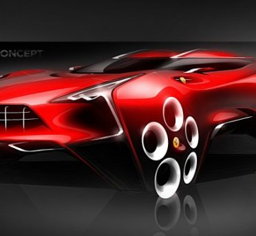 کانسپت,Ferrari FSUV,Ferrari,FSUV,Concept