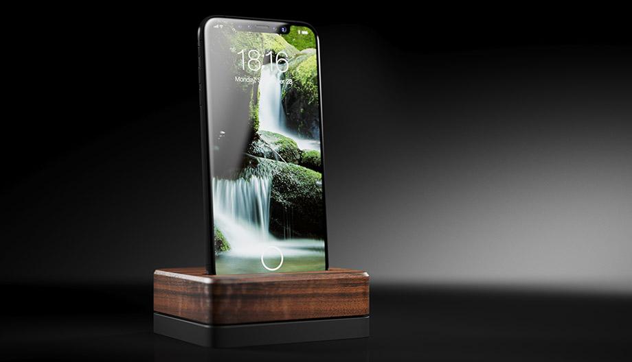 دانلود رایگان مدل سه بعدی iPhone 8