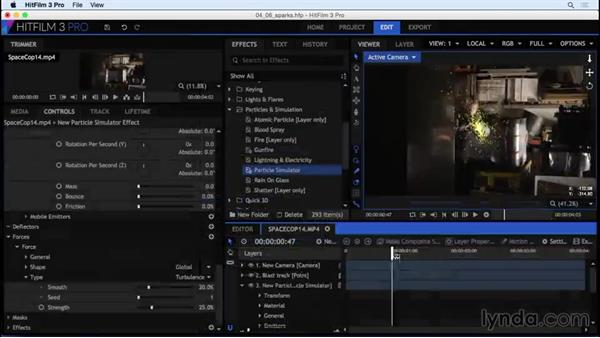 HitFilm 3 Pro Essential Training آموزش نرم افزار HitFilm