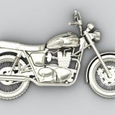 طراحی موتور سیکلت در ماتریکس