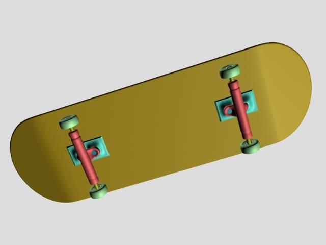 مدل سازی سطوح سخت با NURBS در 3Ds Max