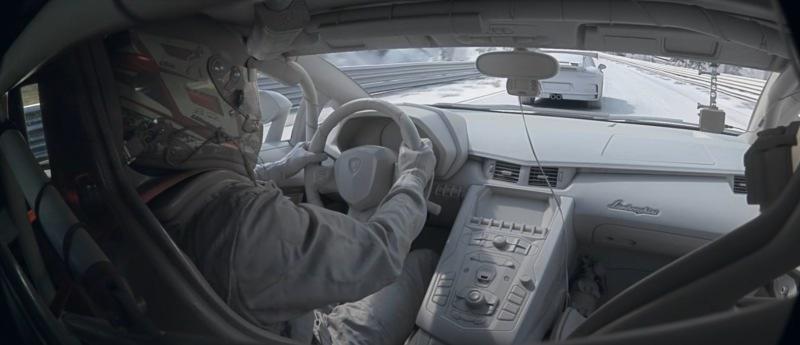بریک دان دیدنی با عنوان Nööburgring animation