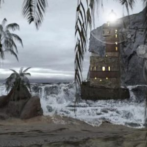 آموزش شبیه سازی امواج دریا با PHoenix FD