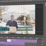 ویرایش و کامپوزیت ویدیو در فتوشاپ