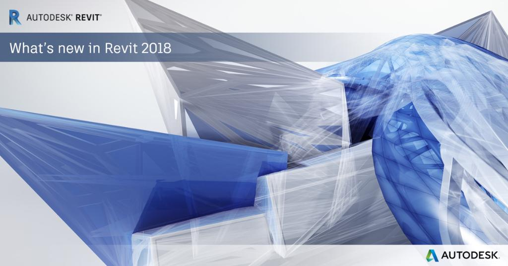 آموزش ویژگی های جدید Revit 2018