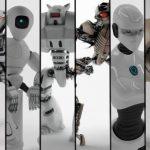 دانلود مدل سه بعدی ربات Robot