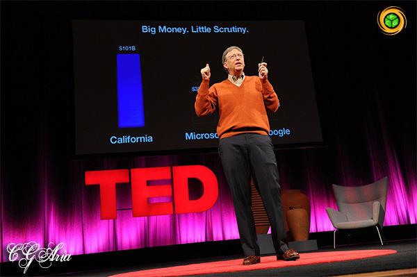 آشنایی با تد TED و ایده های نو