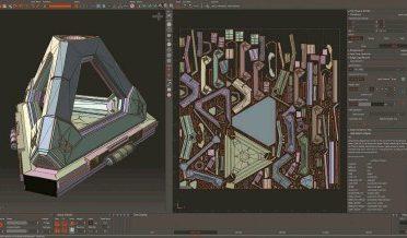 دانلود نرم افزار تخصصی یو وی مپینگ Unfold 3D