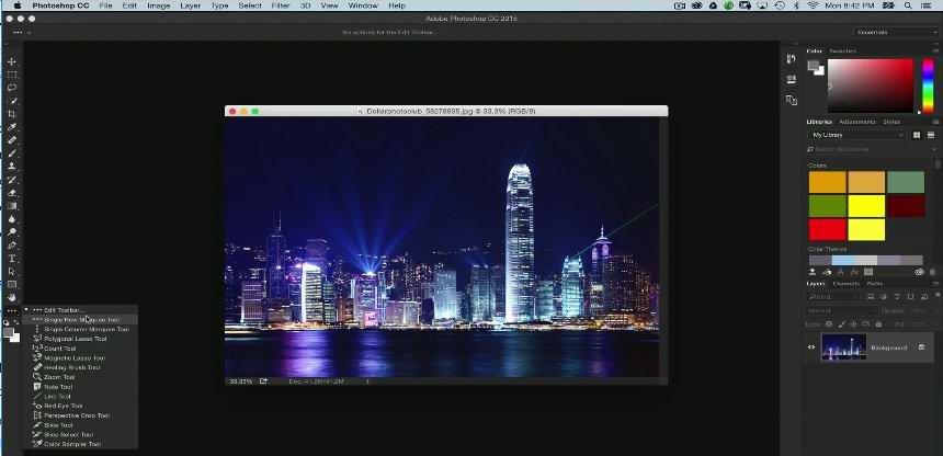 آموزش ویژگی های جدید فتوشاپ سی سی 2015 What is New in Photoshop CC 2015