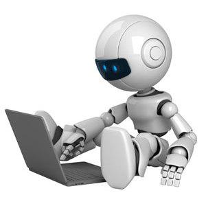 هوش مصنوعی -روبات هنرمند