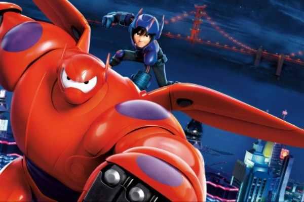 انیمیشن Big hero 6
