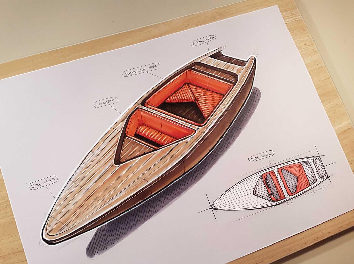 مجموعه طراحی های Marius Kindler