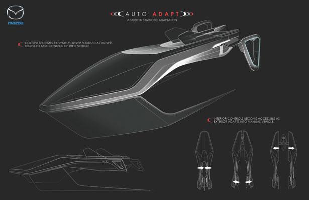 Mazda Auto Adapt