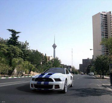 Mustang_GT - Mohsen Omidvar