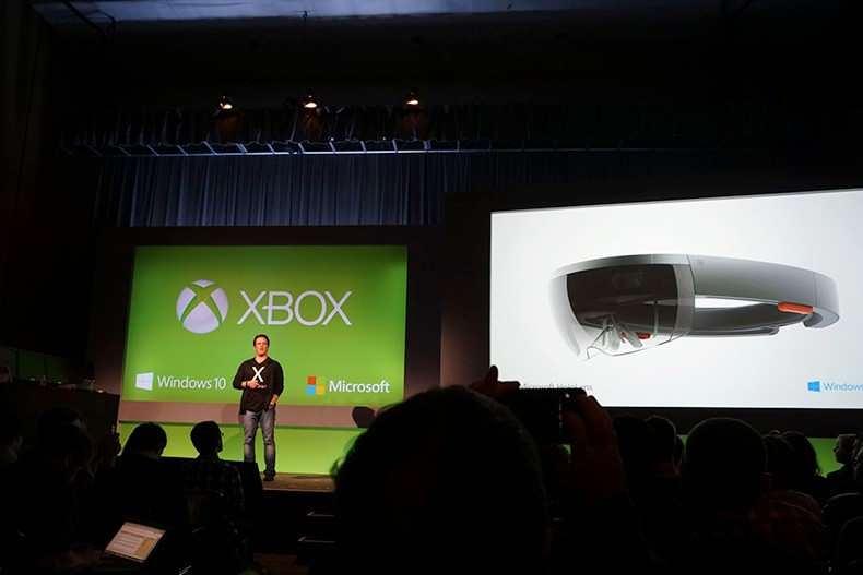 مایکروسافت در GDC 2015