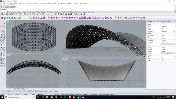 مدلسازی سریع در راینو rHINO