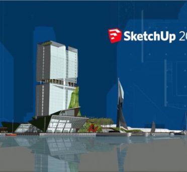آموزش نرم افزار اسکچ آپ SketchUp 2016